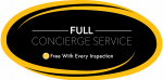 Click the logo to find out more about our Full Concierge Service Warranty