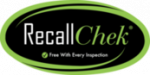 Click the logo to find out more about our Recall Check